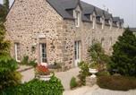 Hôtel Cherbourg-Octeville - La Villa Bel Air-1
