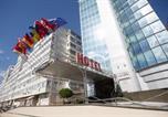 Hôtel Moldavie - Jumbo Hotel-1