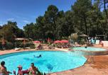 Camping avec WIFI Avignon - Camping La Simioune-1