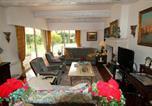 Hôtel Antibes - Chambres Privée - Villa Les Oliviers-3
