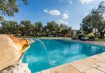 Location vacances Martano - Carpignano Salentino Holiday Home Sleeps 5 with Pool and Air Con-1