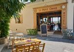 Hôtel La Roque-sur-Pernes - Hotel Les Remparts-2