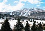 Location vacances  Canada - Condo Vélo-Golf-Ski Montagne Bromont - Navette Incluse En Hiver!-4