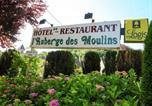 Hôtel Vesoul - Auberge des Moulins-2