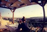 Hôtel Parc national de Göreme et sites rupestres de Cappadoce - Bedrock Cave Hotel-3