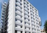 Hôtel Nagano - Dormy Inn Nagano-1