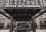 Hôtel Tukwila - Hotel Interurban-3