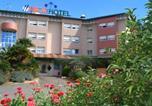Hôtel Saint-Justin - Hotel Abor-1