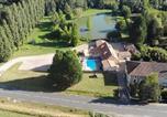 Hôtel Saint-Martin-des-Combes - Le Domaine de L'étang de Sandanet-3