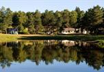 Camping Limousin - Domaine du Lac de Feyt-1