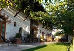 Hôtel Ouchamps - Les Loges de Saint Eloi-1