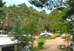 Camping en Bord de lac Allemagne - Campingplatz am Grossen Pälitzsee-2