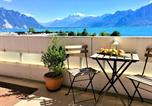 Location vacances Corseaux - Central Studio with Lake View   102-1