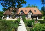 Hôtel Parc naturel régional des Boucles de la Seine Normande  - Le clos Sainte Helene-1