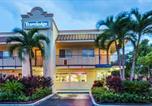 Hôtel Palm Beach Gardens - Travelodge by Wyndham Riviera Beach/West Palm-1