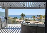 Location vacances Cabo San Lucas - 4br 5ba 2 swimming pools Ocean view Villa Nazar close to beach-4