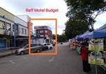 Location vacances Jerantut - Raff Motel Budget-3
