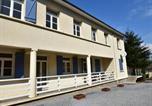 Location vacances Etang-sur-Arroux - Splendid Mansion in Cuzy with Swimming Pool-1