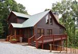 Location vacances Blue Ridge - The Three Bear Lodge in Blue Ridge-2