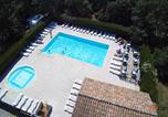 Camping avec Piscine Comps - Flower Camping Les Truffieres-1