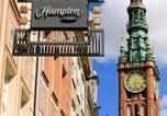 Hôtel Gdańsk - Hampton By Hilton Gdansk Old Town-1