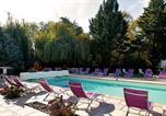 Hôtel Scharrachbergheim-Irmstett - Les Jardins D'Adalric-4
