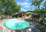 Location vacances Grospierres - Vinatge Holiday Home in Ardeche with Swimming Pool-2