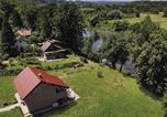 Location vacances Pokupsko - Two-Bedroom Holiday Home in Pokupska Slatina-1
