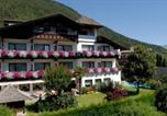 Location vacances  Province autonome de Bolzano - Pension Kleon-1