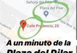 Location vacances San Mateo de Gállego - Palacete de la Basílica-En el Pilar!-3