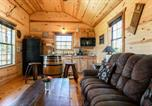 Location vacances Kerrville - God's Country Cabins - Faith-4
