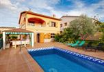 Location vacances Bellvei - Luxurious Holiday Home in Vendrell with Swimming Pool-1