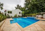 Location vacances Mapusa - Bohemian Villa by Vista rooms-1