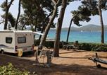 Camping île de Pag - Camping Park Soline-2
