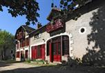 Location vacances Ciron - Au Manoir de la Presle B&B-1