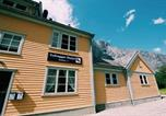 Location vacances Åndalsnes - Trollveggen Stasjon-2