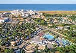 Camping 5 étoiles Plage de Saint-Gilles-Croix-de-Vie - Homair - Domaine du Clarys - Le Clarys Plage-2
