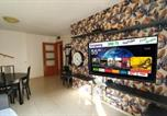 Location vacances el Prat de Llobregat - Modern Attic with Terrace & Bbq, Airport-Barcelona-1