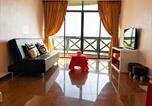 Location vacances Melaka - My Habitat Malacca @ 3097 (Pool View)-3