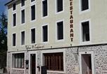 Hôtel Roquefixade - Palais Cathare-1