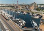Hôtel Ostende - Houseboat by C-Hotels Burlington-3