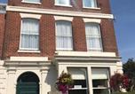 Hôtel Salisbury - Wyndham Park Lodge-1