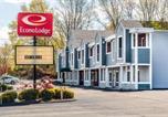 Hôtel Warwick - Econo Lodge - Cranston/Providence-1
