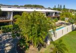 Location vacances Rainbow Beach - Unit 1 Rainbow Surf - Modern, two storey townhouse with large shared pool, close to beach and shop-4