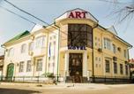 Location vacances  Ouzbékistan - Art Hotel-2