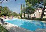 Location vacances Puy-Saint-Martin - Holiday home Cléon d'Andran 81 with Outdoor Swimmingpool-2