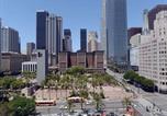 Location vacances Long Beach - Historic Downtown Loft-4