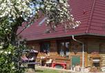 Villages vacances Korswandt - Dom gościnny Ptaszarnia - Ekologia i Natura i 3000 m prywatnej oazy ciszy i spokoju z widokiem na rezerwat ptaków Karsiborska Kępa-2
