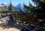 Location vacances Huez - Superb renovated chalet type Delta - beautiful view -#Ac-1