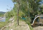 Camping Drôme - Camping Les Rives de l'Aygues-1